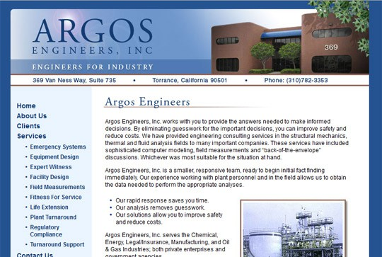 Argos Engineers