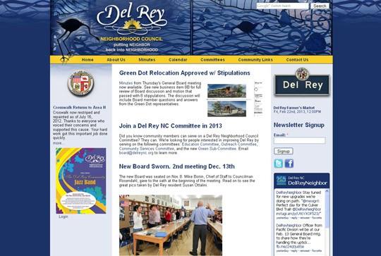 Del Rey Neighborhood Council