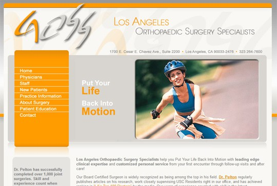 Los Angeles Orthopaedic Surgery Specialists