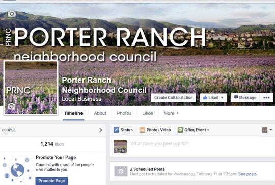 PRNC on Facebook