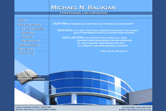 Balikian Law