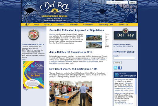 Del Rey Neighborhood Council