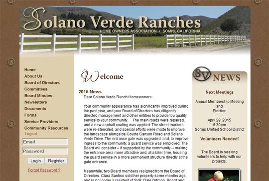 Solano Verde Ranches